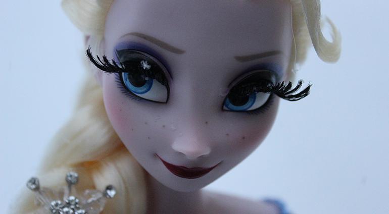 Salonul de frumusete Elsa - jocuri cu bebelusi, jocuri copii 4 ani