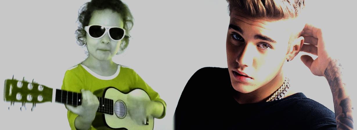 Justin Bieber – Baby (cover la chitara)